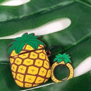 Pineapple Apple AirPod case